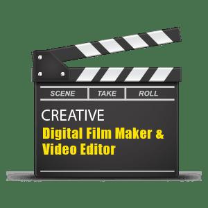 Computer-Collegiate-Video-Editing