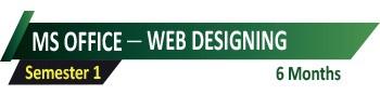 ms-office-web-designing