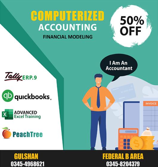 computer collegiate accounting